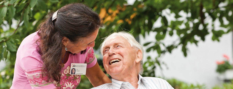 AWO Heinsberg Angebot Beste Pflege im Alter