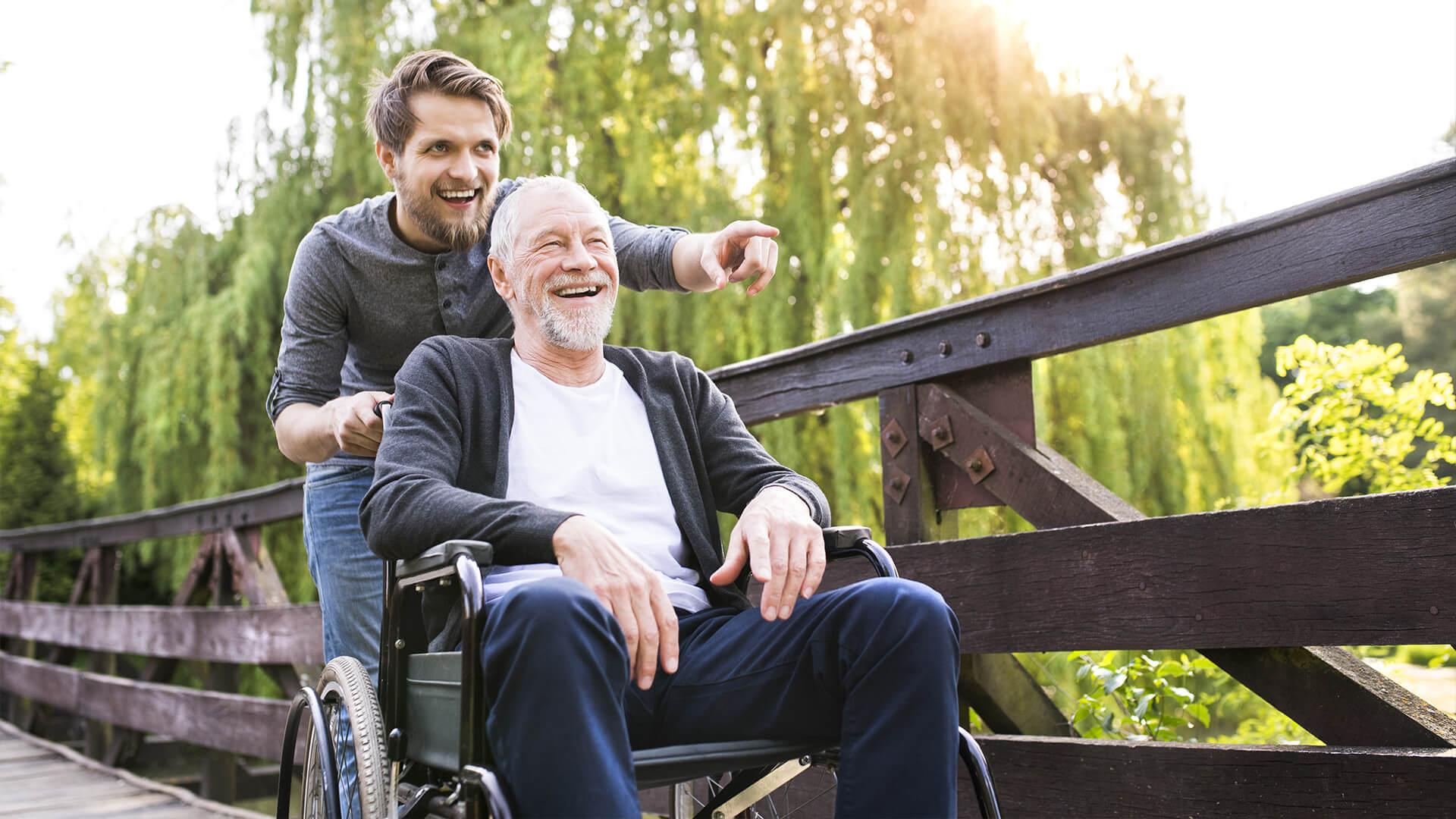 AWO Heinsberg Angebot Leben mit Beeinträchtigung
