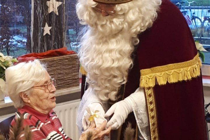 Der Nikolaus kommt ins AWO Altenzentrum Heinsberg 6