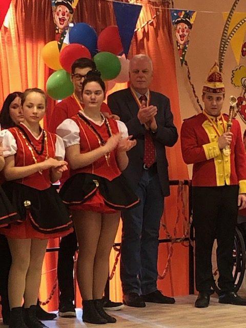Karnevalistisches Treiben im AWO Carolus Seniorenzentrum 6
