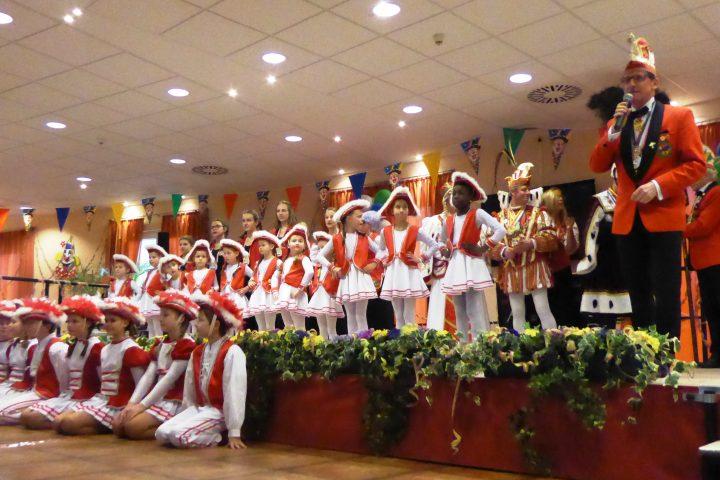 Karnevalistisches Treiben im AWO Carolus Seniorenzentrum 2