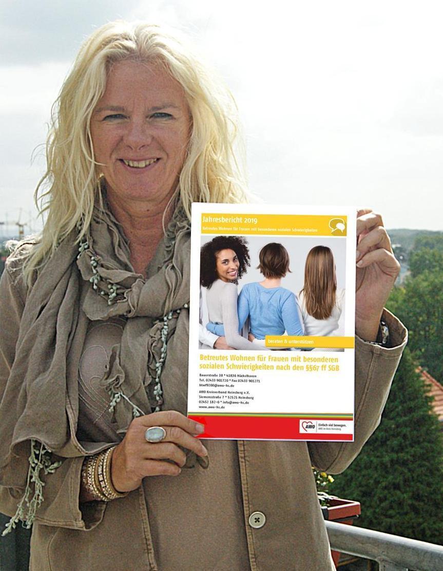 Verantwortung für das eigene Handeln übernehmen - Frauenwohngruppe der AWO legt Jahresbericht 2019 vor 1
