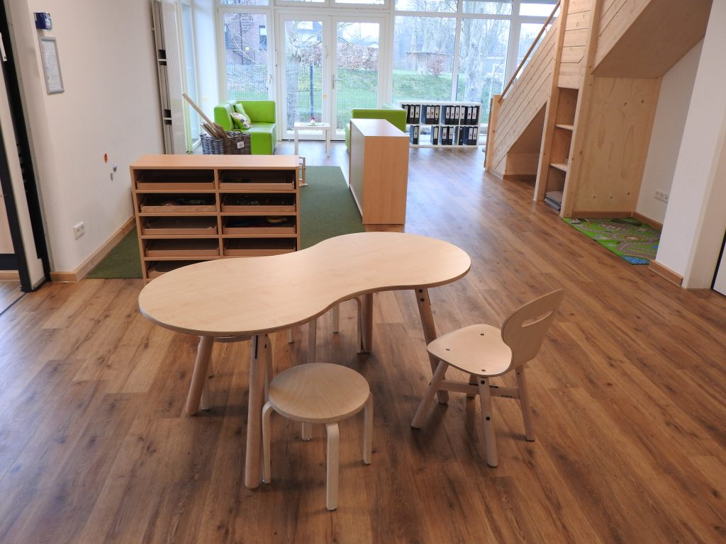 AWO-Kita Übach-Palenberg Mitte öffnete vor einem Jahr die Pforten für die ersten Kinder 2