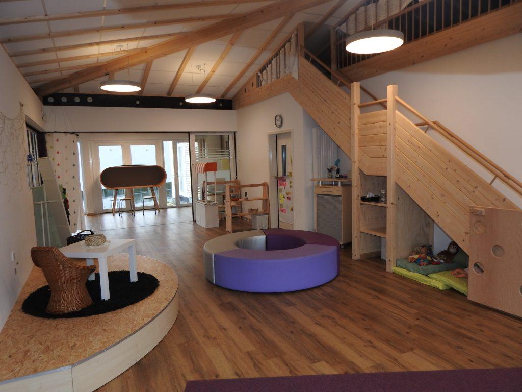 AWO-Kita Übach-Palenberg Mitte öffnete vor einem Jahr die Pforten für die ersten Kinder 9