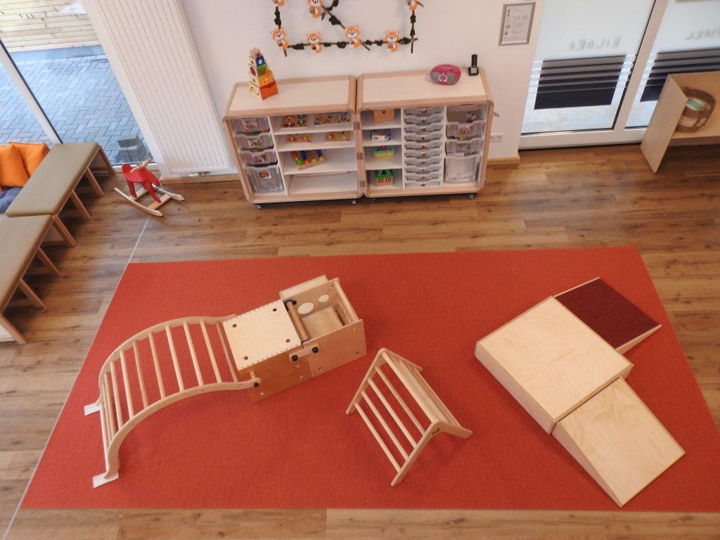 AWO-Kita Übach-Palenberg Mitte öffnete vor einem Jahr die Pforten für die ersten Kinder 10