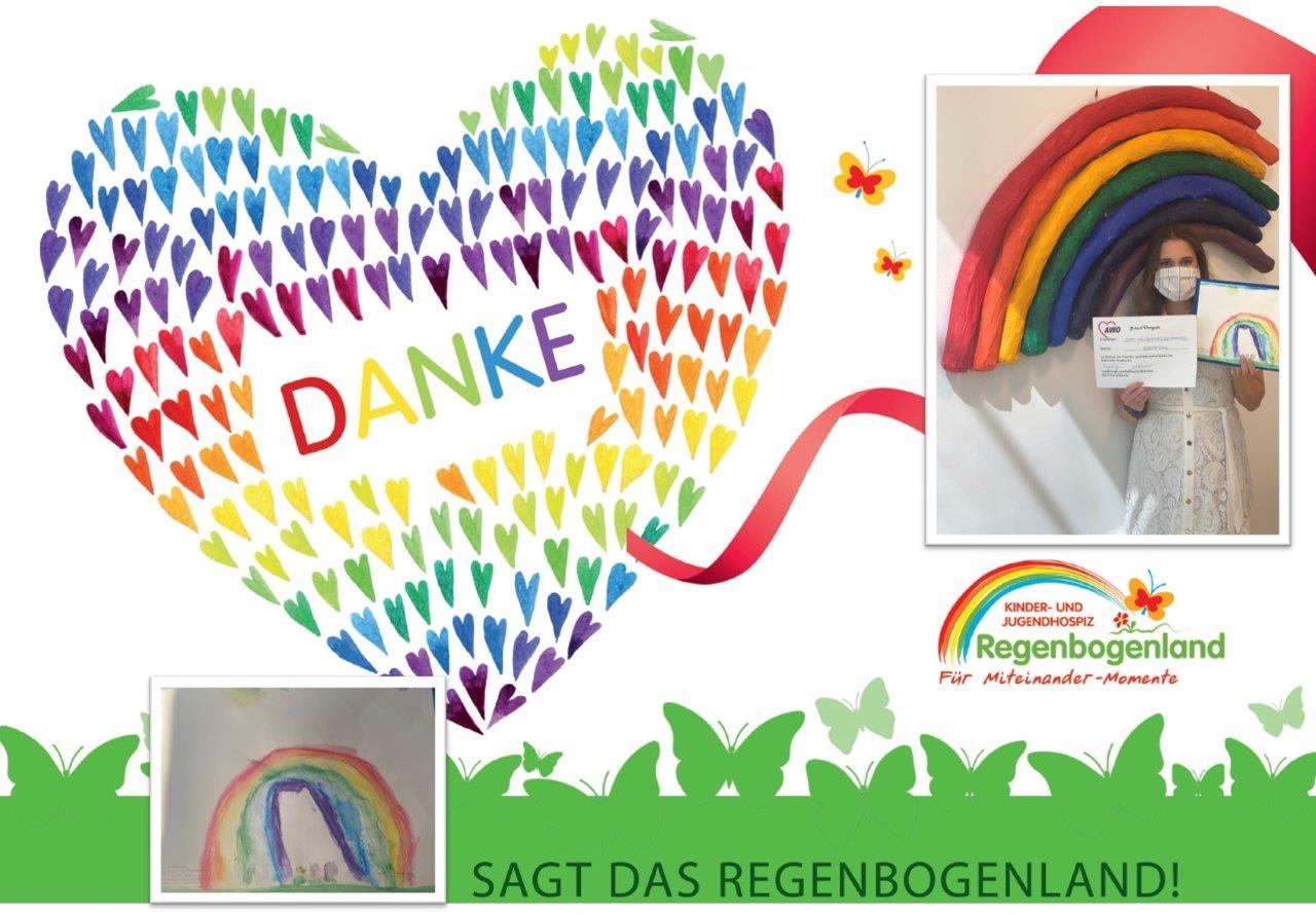Spende der AWO-Kita Geilenkirchen-Stadtmitte für Kinderhospiz 1