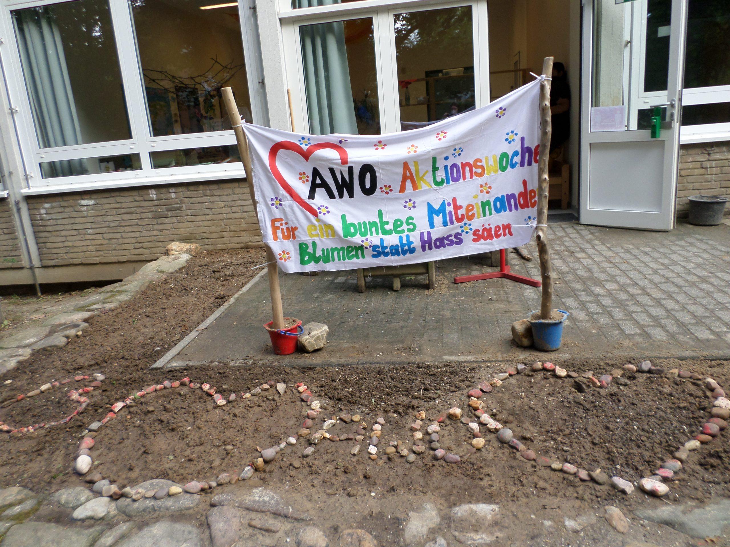 Die AWO-Aktionswoche in unseren Einrichtungen 1