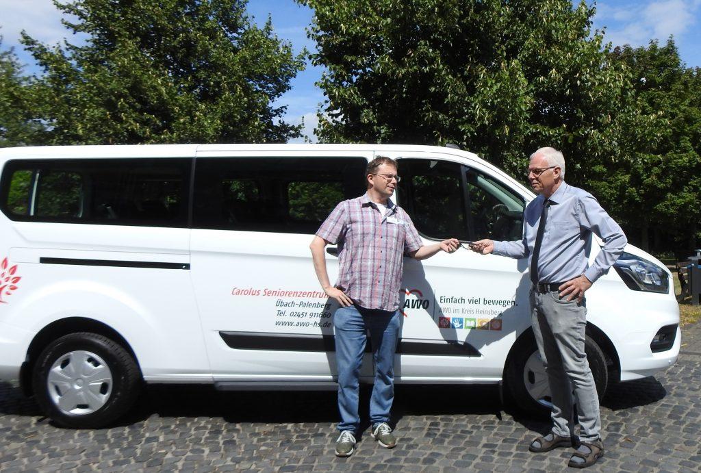 Abschied, die Zweite – Fachbereichsleiter Heinz-Wilhelm Schmitz blickte zurück und ließ sich feiern 5