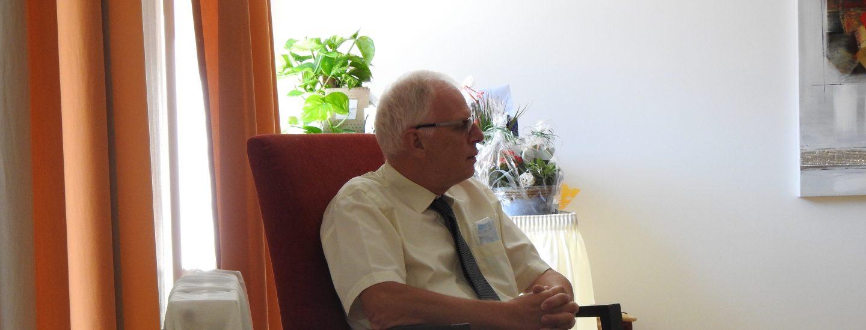 Abschied, die Zweite – Fachbereichsleiter Heinz-Wilhelm Schmitz blickte zurück und ließ sich feiern 2