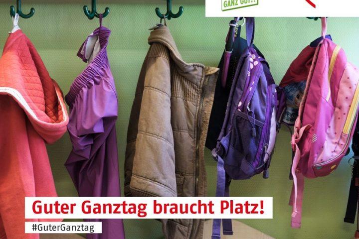 """""""Guter Ganztag"""" braucht Platz! 2"""