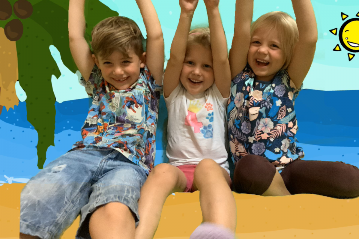 """Die Kinder der AWO-Kita Scherpenseel fahren """"virtuell in den Urlaub"""" 3"""