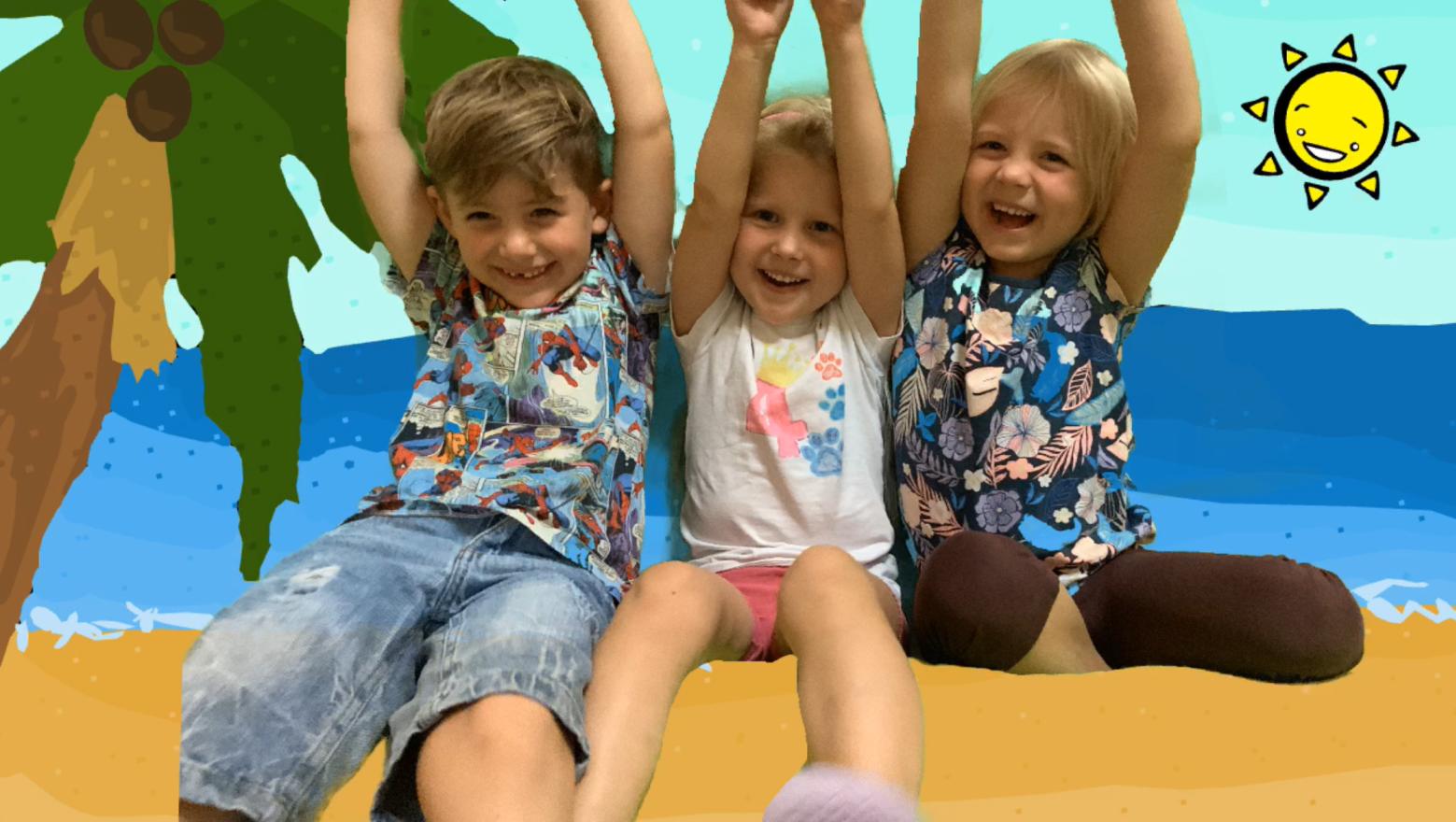 """Die Kinder der AWO-Kita Scherpenseel fahren """"virtuell in den Urlaub"""" 1"""