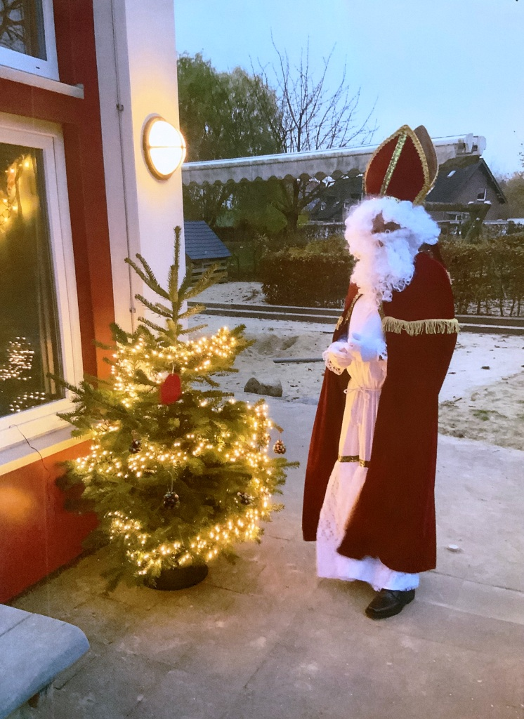 Nikolaus besuchte AWO-Kita Wegberg 1