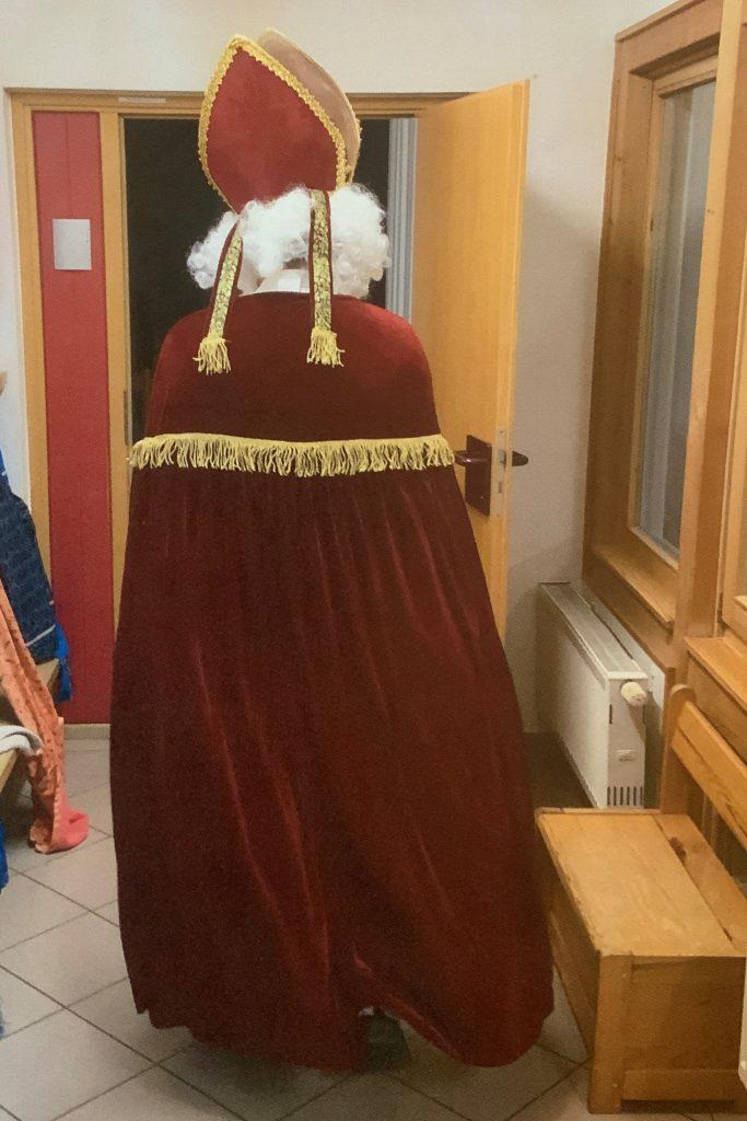 Nikolaus besuchte AWO-Kita Wegberg 4