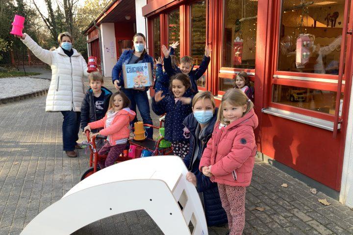 Förderverein der AWO-Kita Boscheln sorgt für strahlende Kinderaugen 9
