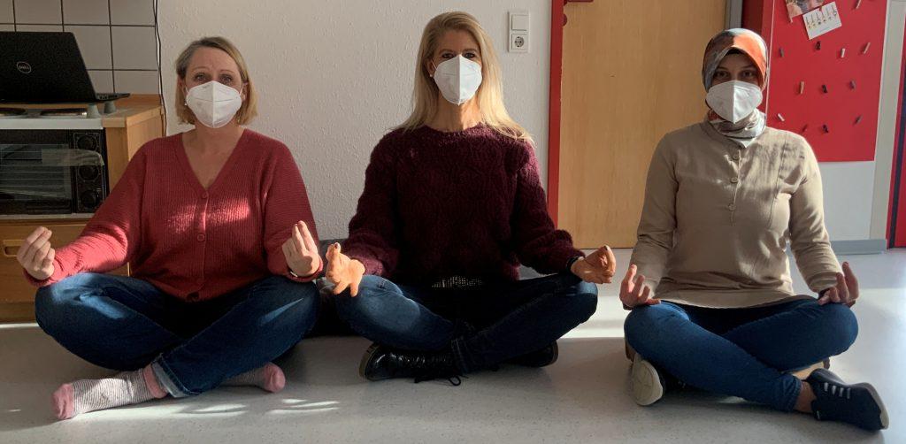 Yoga in Zeiten von Corona 2
