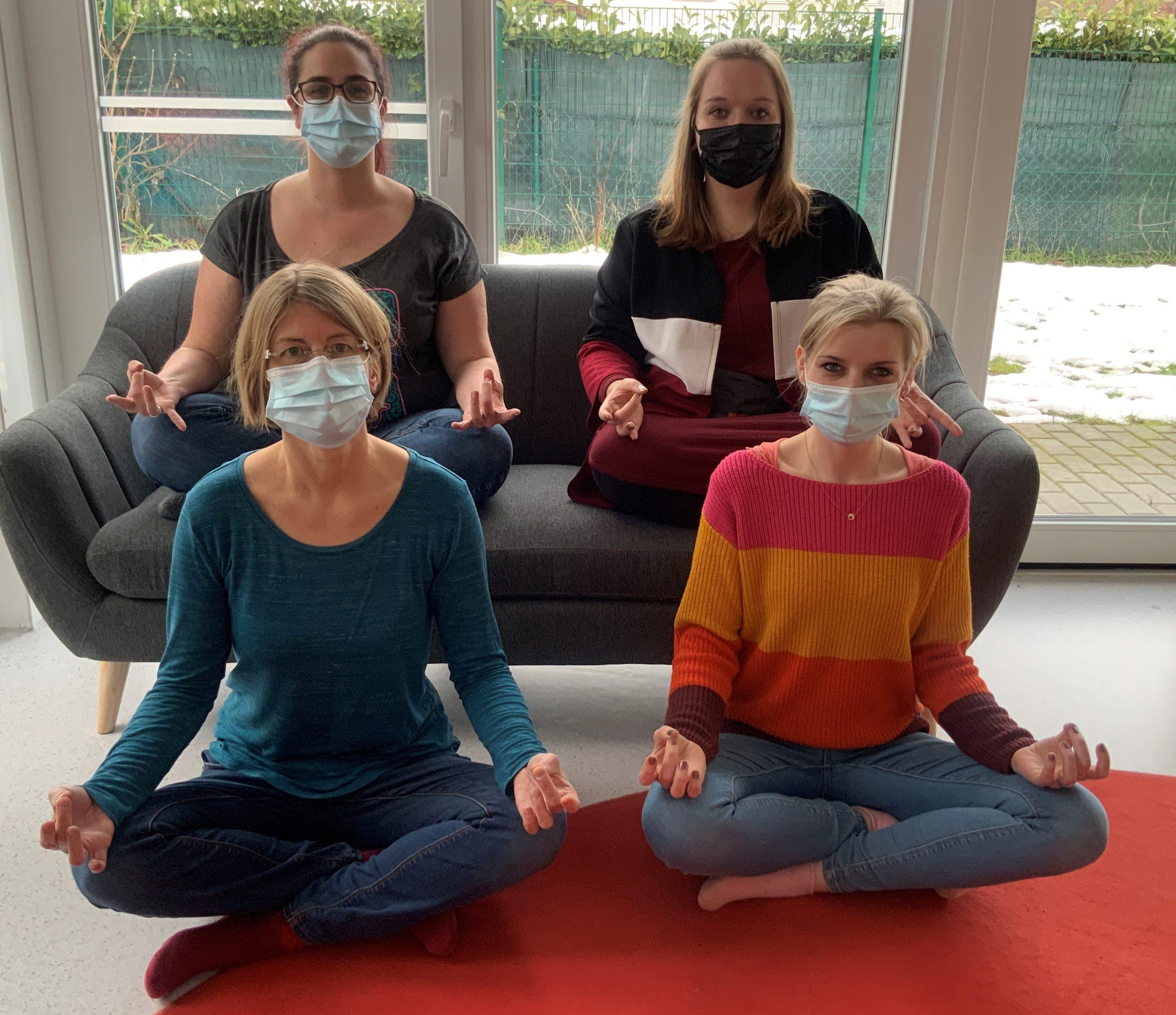 Yoga in Zeiten von Corona 1