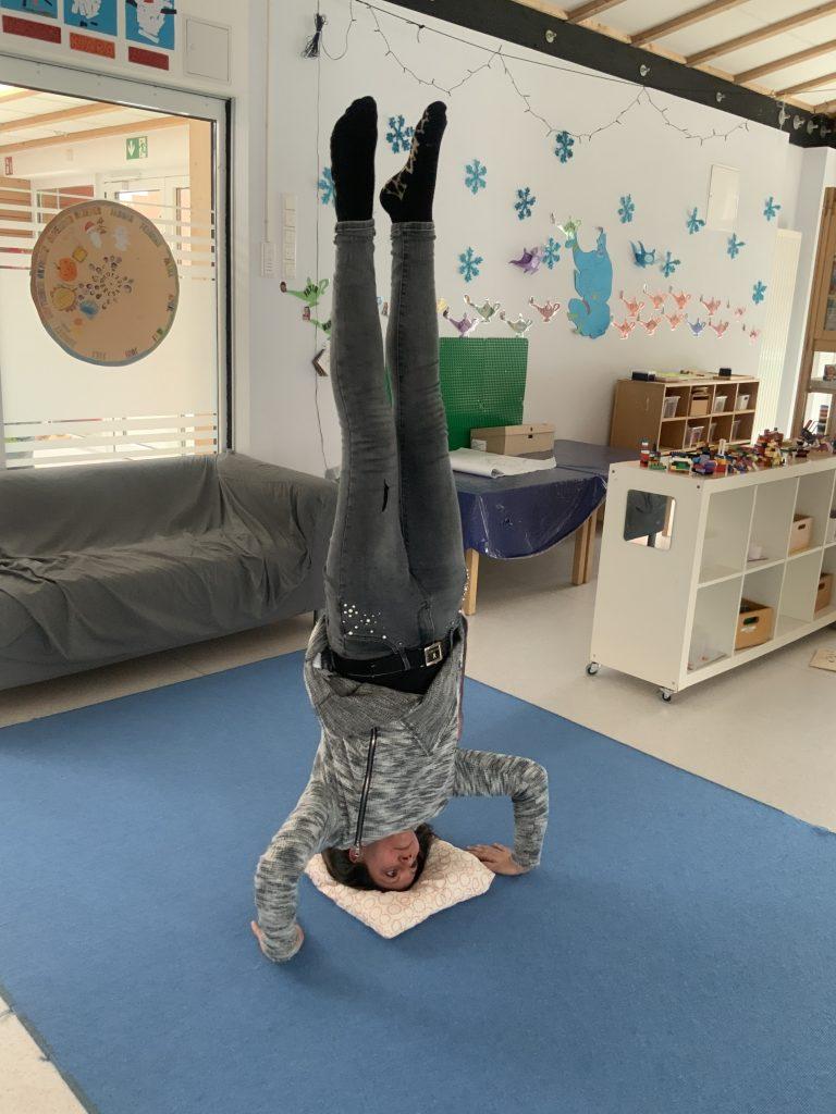 Yoga in Zeiten von Corona 3