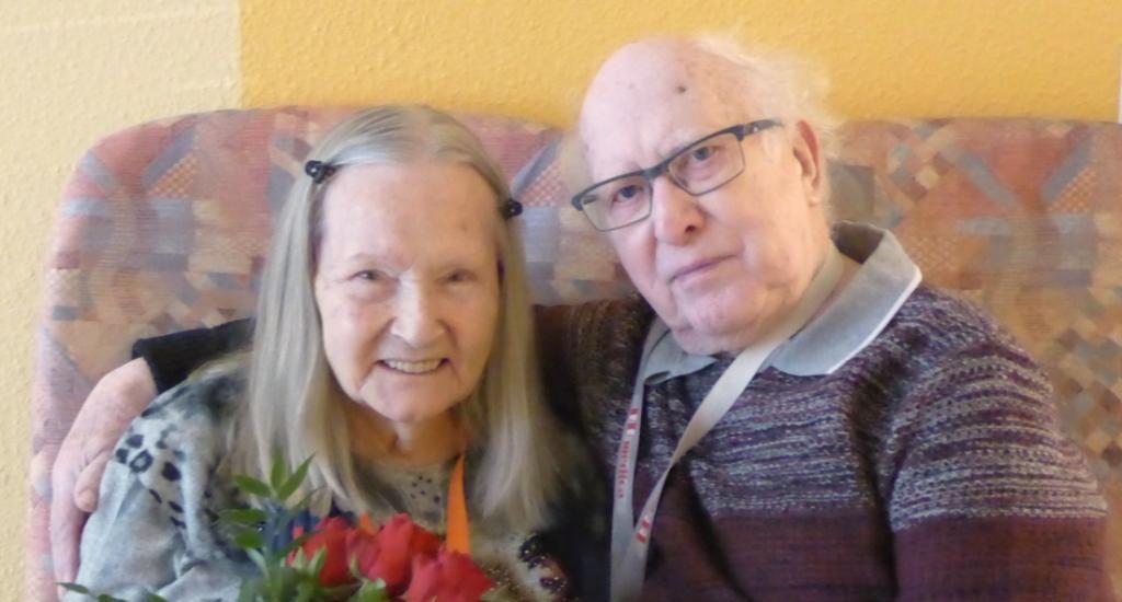 Schöne Überraschungen am Valentinstag im AWO Carolus Seniorenzentrum 3