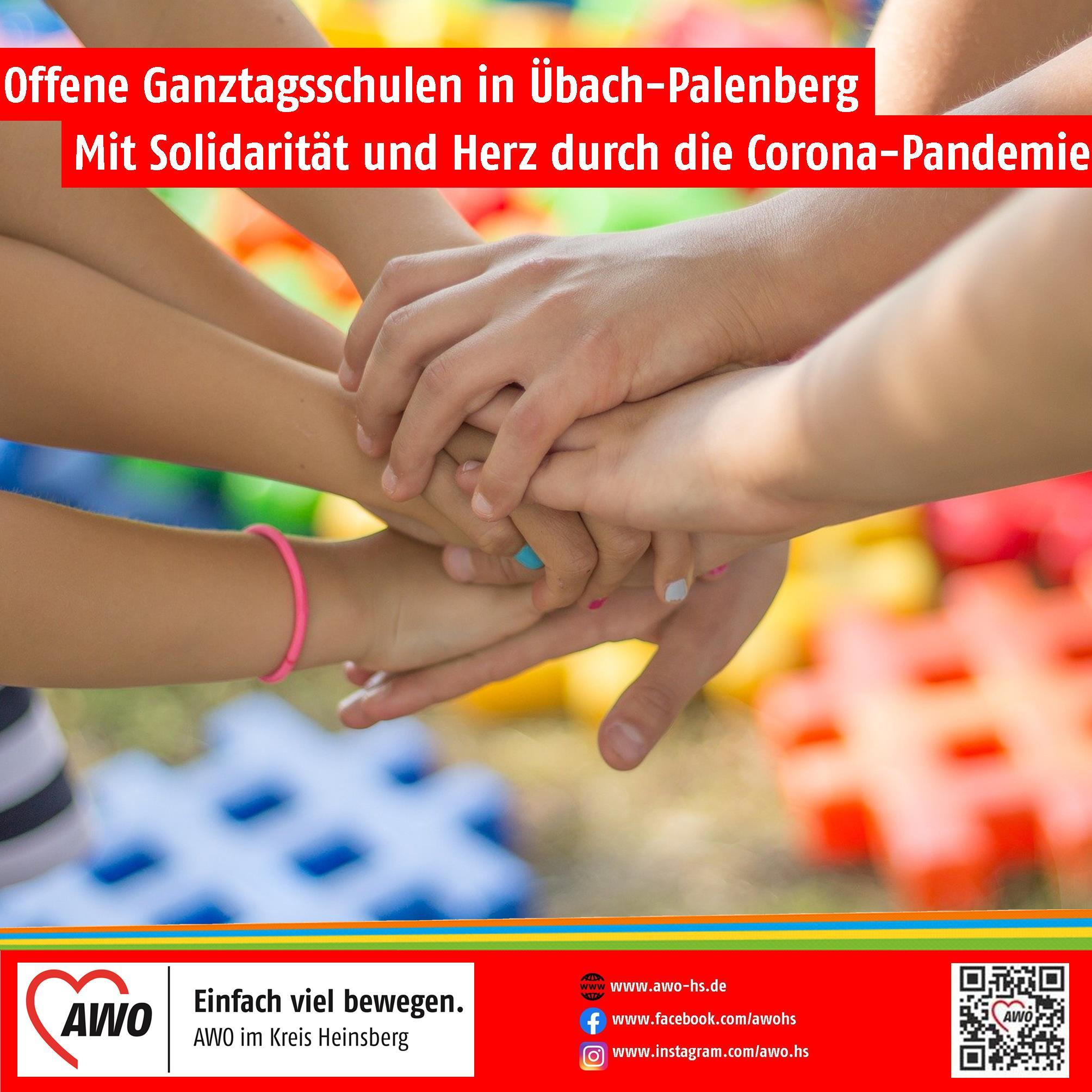 Offene Ganztagsschulen in Übach-Palenberg – Mit Solidarität und Herz durch die Corona-Pandemie 1