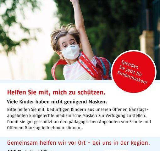 Kindgerechte Masken für Grundschulkinder 1