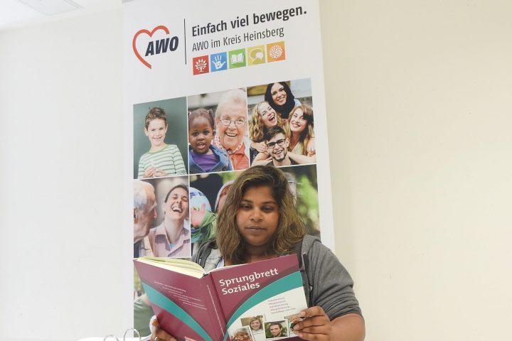 Es ist nie zu spät für eine Ausbildung - Ausbildungsstart mit 35 - Mona Nießen startet im Bereich Familienpflege durch 1