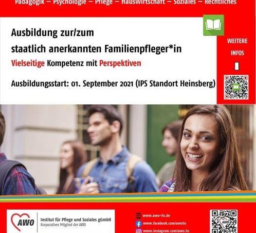 Ausbildung zur/zum staatlich anerkannten Familienpfleger*in - Vielseitige Kompetenz mit Zukunft 3