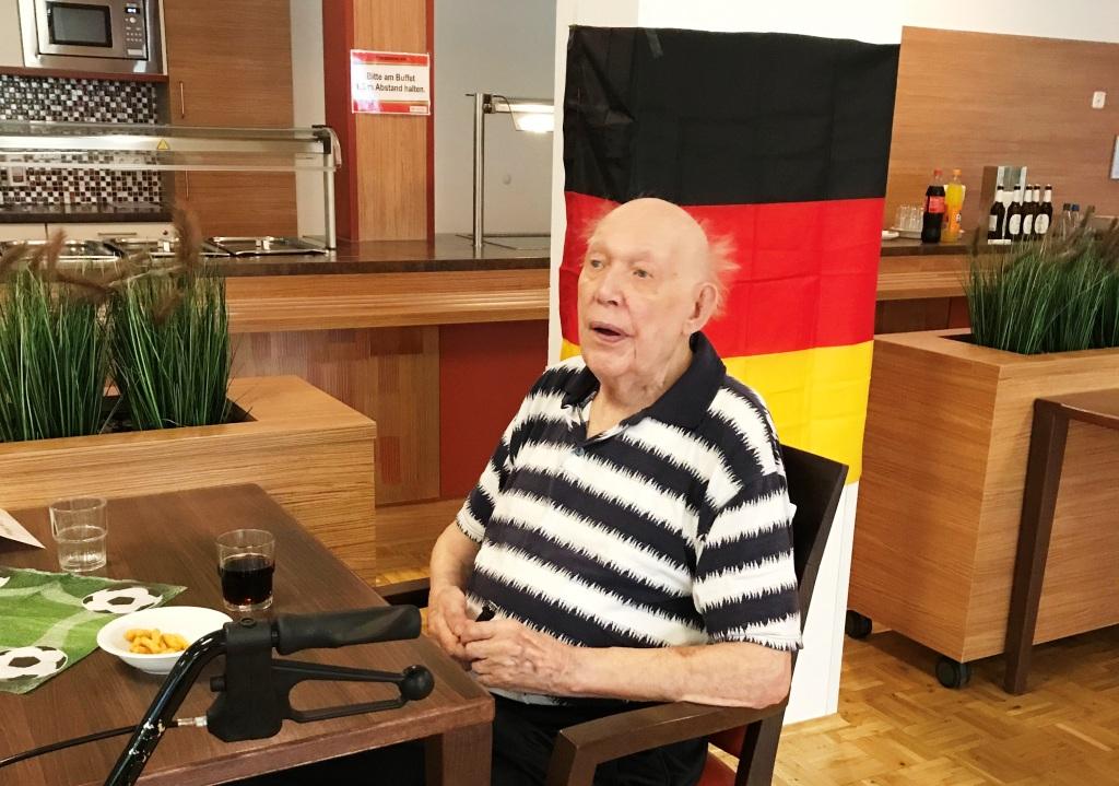 DFB-Team verliert trotz Unterstützung der Bewohner*innen vom AWO-Altenzentrum Heinsberg 4