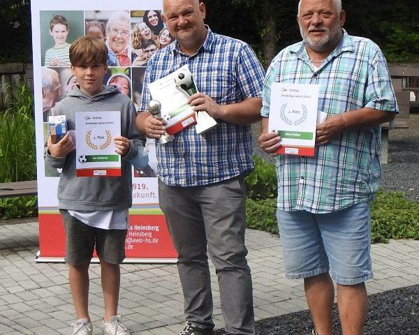 Sieger des AWO-Bundesliga-Tippspiels wurden geehrt 3