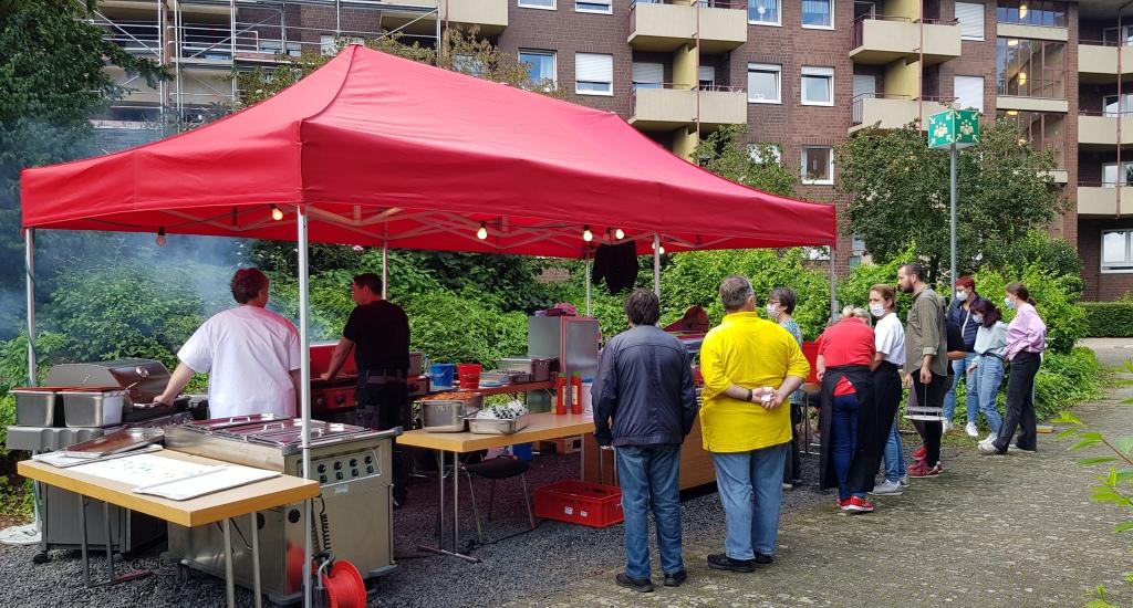 Teichfest am Altenzentrum Heinsberg - Sogar die Sonne war zu Gast 5