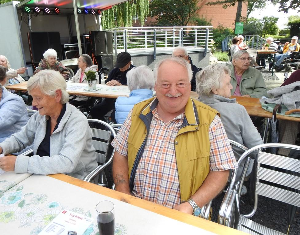 Teichfest am Altenzentrum Heinsberg - Sogar die Sonne war zu Gast 22