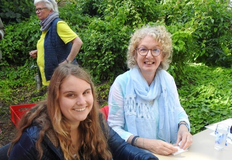 Teichfest am Altenzentrum Heinsberg - Sogar die Sonne war zu Gast 17