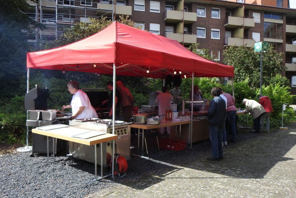 Teichfest am Altenzentrum Heinsberg - Sogar die Sonne war zu Gast 4