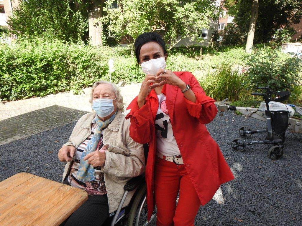 Teichfest am Altenzentrum Heinsberg - Sogar die Sonne war zu Gast 9