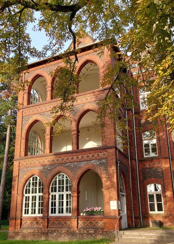 Angehende Altenpfleger besuchen das Pflegemuseum Kaiserswerth 3