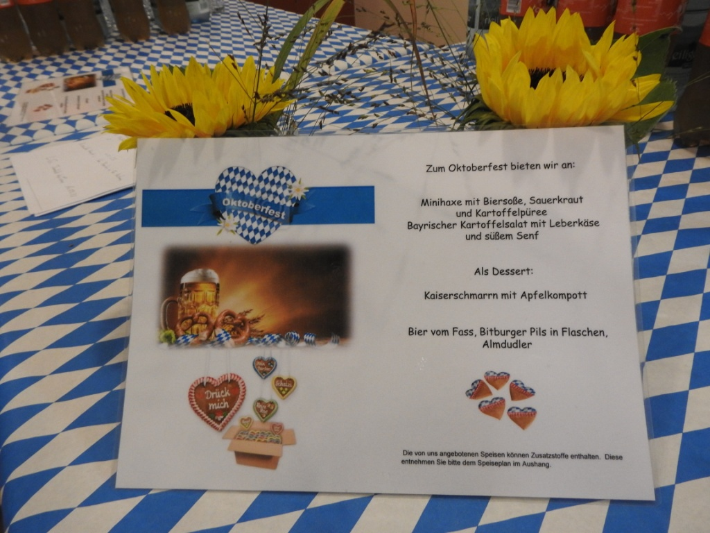 Oktoberfest im AWO-Altenzentrum Heinsberg 7