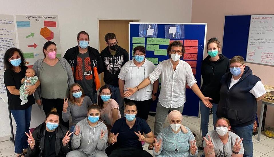 """""""Willkommen im Leben"""" – Zwei spannende Projektwochen in der neuen Pflegeausbildung 1"""